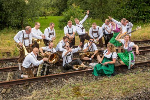 13. Helgoländer Oktoberfest