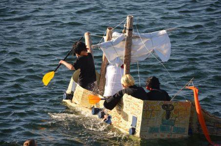Pappbootrennen