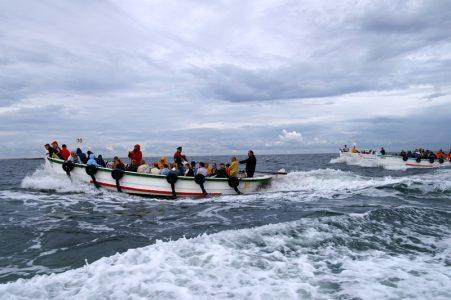 65. Börteboot-Regatta und Brückenfest