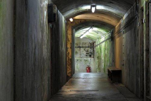 Entfällt leider: Bunkerführung