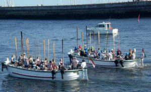 Börteboot – Ruderregatta