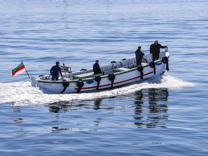 Inselrundfahrten mit dem Boot
