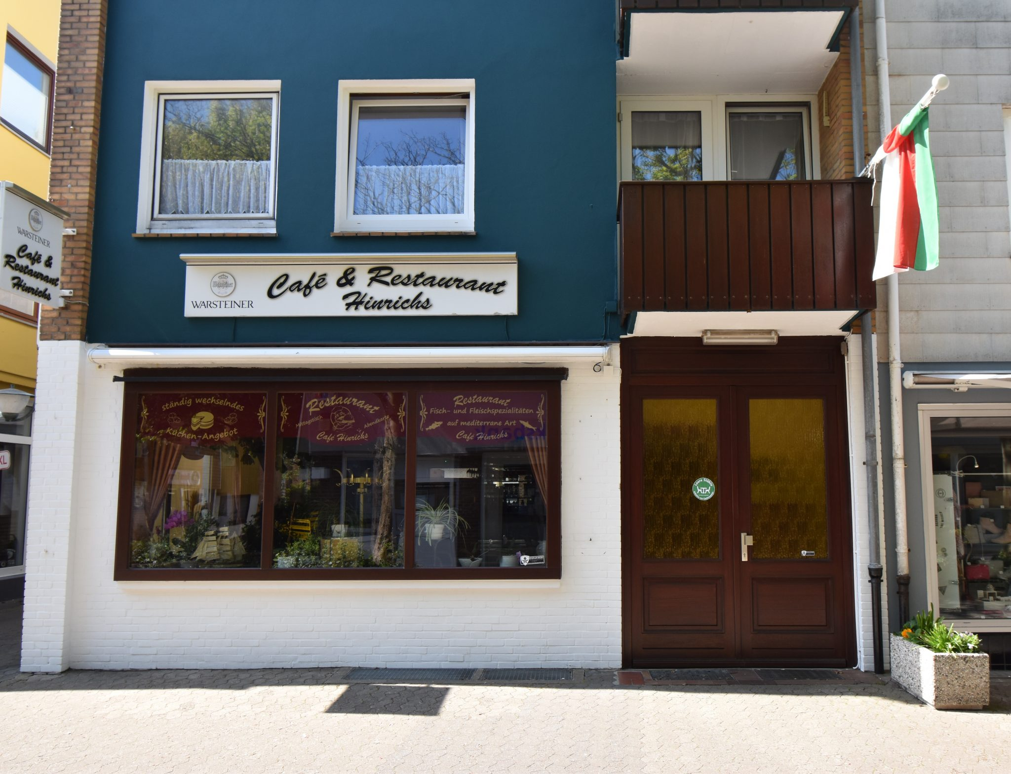 Café / Restaurant Hinrichs