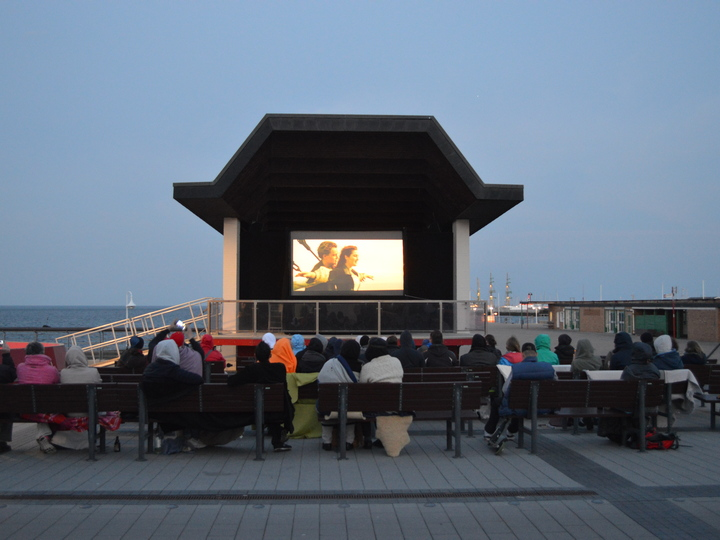 Helgoland Kino