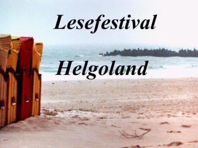 2. Helgoländer Lesefestival vom 15. &#8 ...