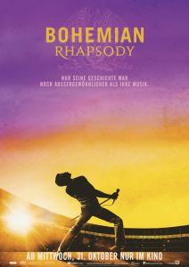 OPEN AIR KINO Bohemian Rhapsody