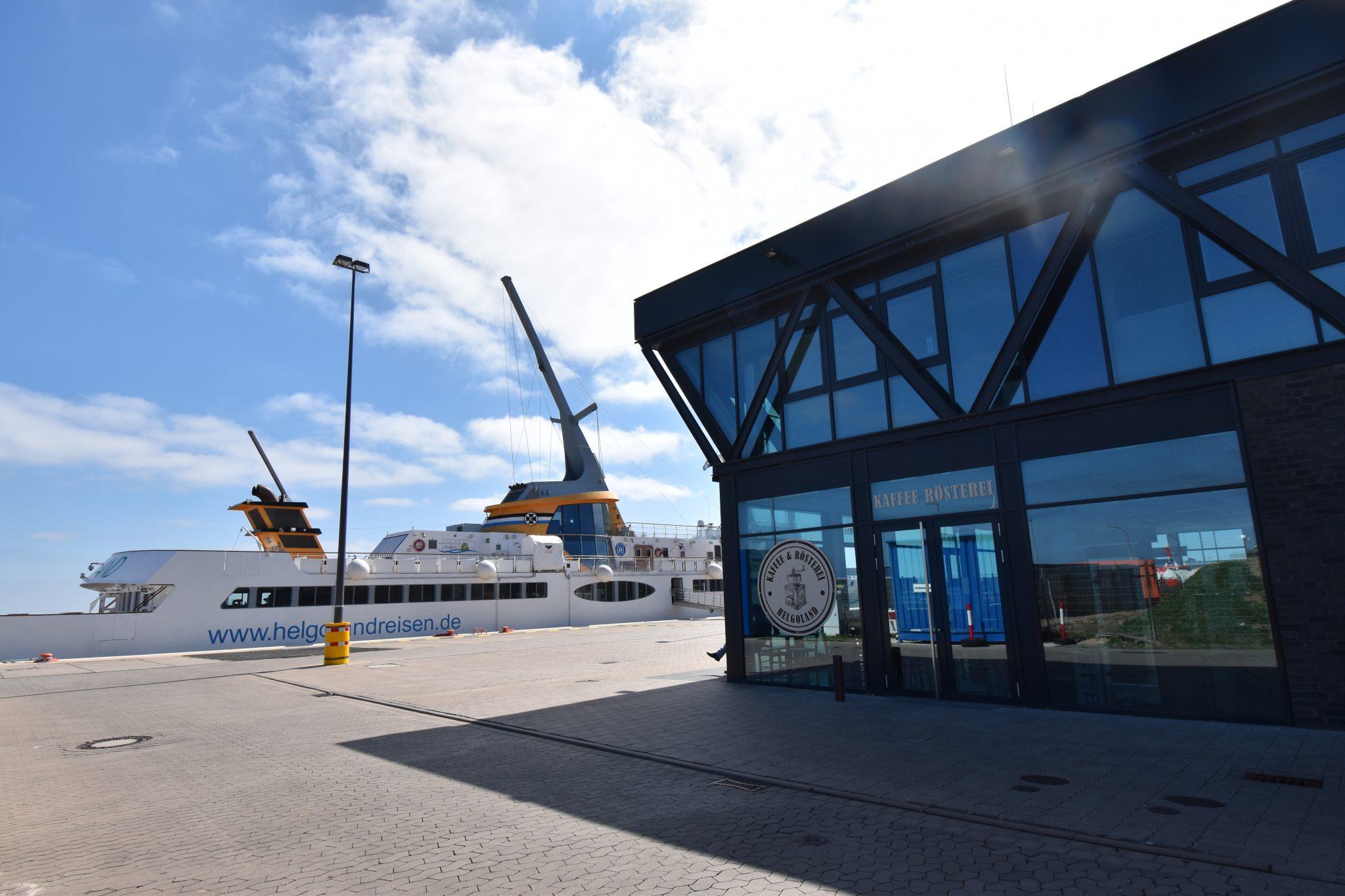 WC – Hafenterminal