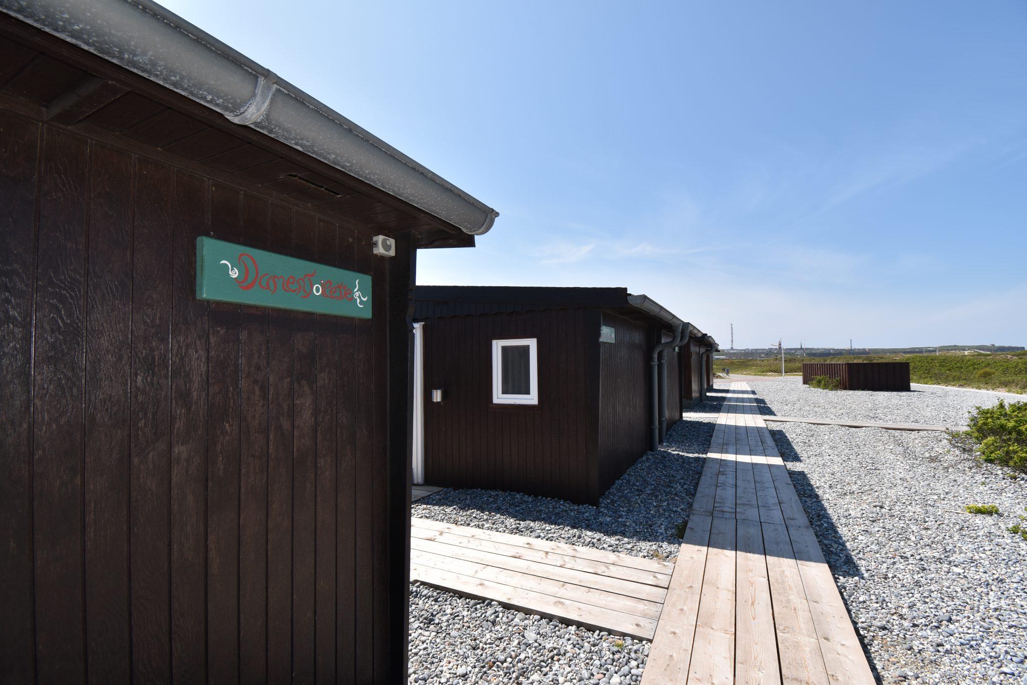 WC – Campingplatz