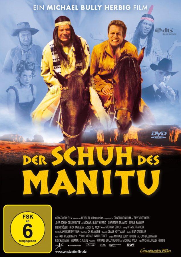 OPEN AIR KINO Der Schuh des Manitu