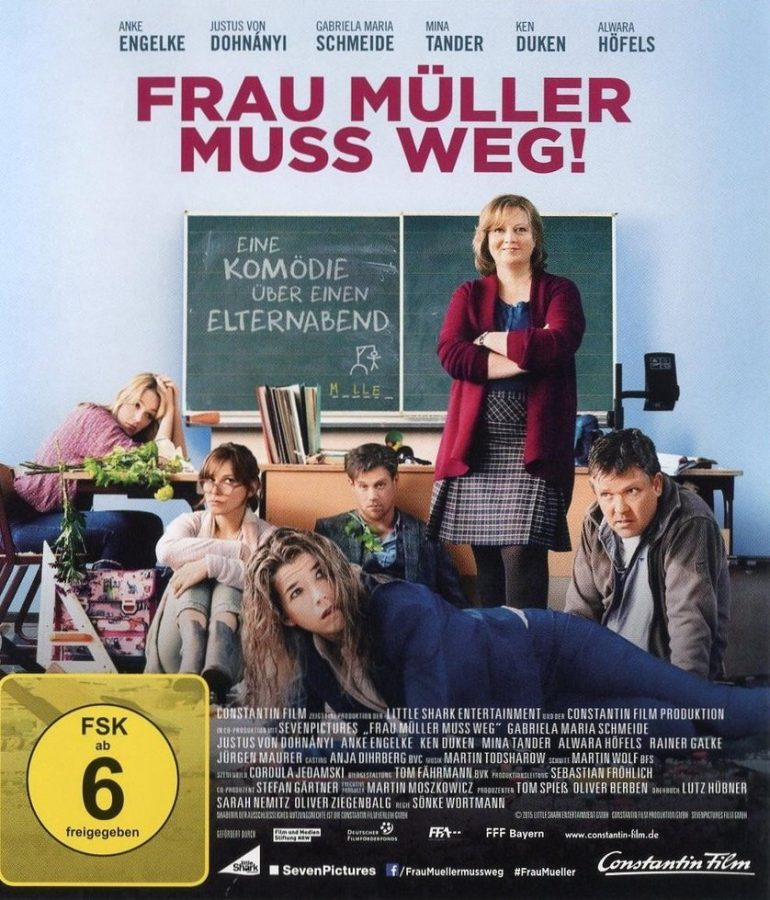 OPEN AIR KINO Frau Müller muss weg!