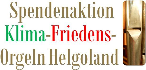 Klima-Friedens-Orgeln Helgoland