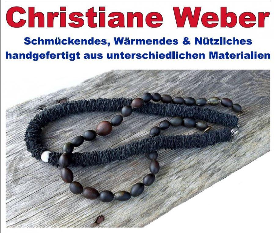 Christiane Weber – Handgefertigtes aus unterschiedlichen Materialien