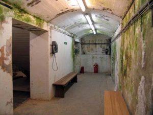 Luftschutzbunker des 2. Weltkrieges auf Helgoland